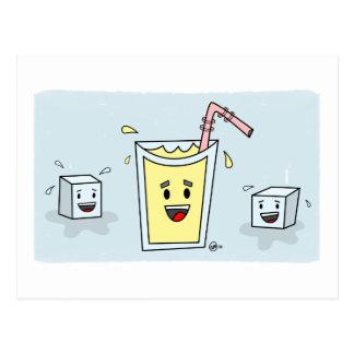 Cute Lemonade - Postcard