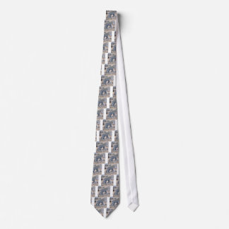 Cute Leopard Cub on the Move Tie