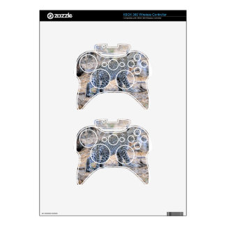 Cute Leopard Cub on the Move Xbox 360 Controller Skins