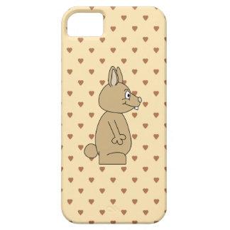 Cute Light Brown Rabbit. iPhone SE/5/5s Case