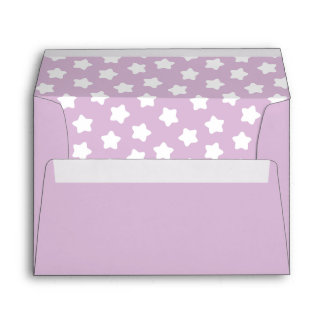 purple lined printed mailing envelopes zazzle