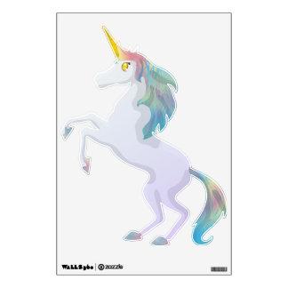 Cute Light Rainbow Unicorn Wall Decal