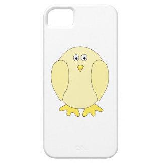 Cute Light Yellow Bird. Cartoon Chick. iPhone SE/5/5s Case
