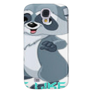 """cute like you """"racoon"""" galaxy s4 cases"""