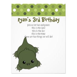 Cute Lil' Alligator Announcements