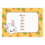 Cute Lil' Bunny Business Cards