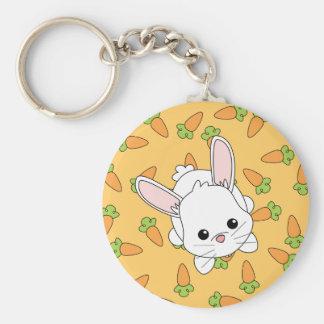 Cute Lil' Bunny Keychain