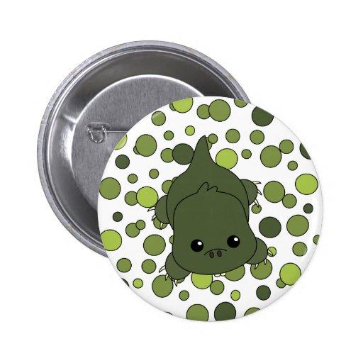Cute Lil' Gator Cutie Buttons