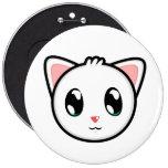 Cute Lil' Kitty Button