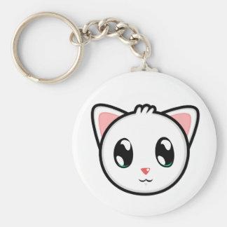 Cute Lil' Kitty Keychain