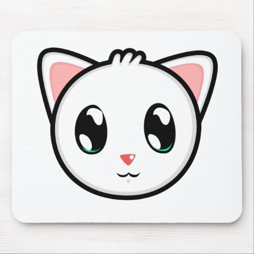 Cute Lil' Kitty Mousepad