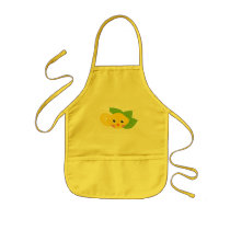 Cute Lil' Lemon Kids' Apron