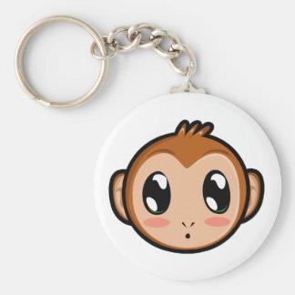 Cute Lil' Monkey Keychain
