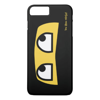 Cute lil Ninja emoji iPhone 8 Plus/7 Plus Case