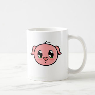Cute Lil'  Pink Piggy Mug