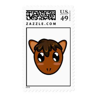 Cute Lil'  Pony Postage