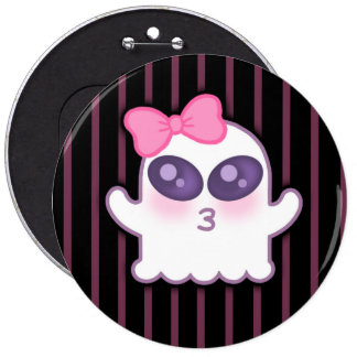 Cute Lil Spooky Button