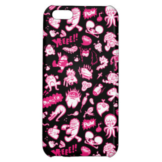 Cute Limited Edition Pixil Monster Case