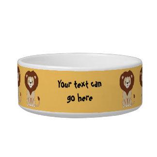Cute Lion Bowl