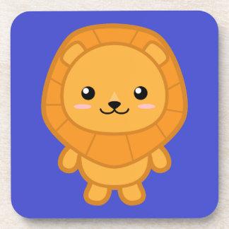 Cute Lion Coaster