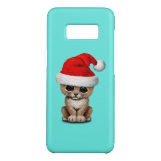 Cute Lion Cub Wearing a Santa Hat Case-Mate Samsung Galaxy S8 Case