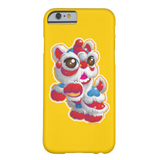 Cute Lion Dancer Barely There iPhone 6 Case