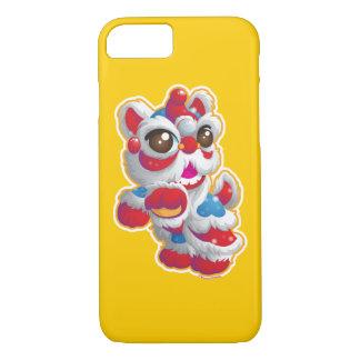 Cute Lion Dancer iPhone 8/7 Case