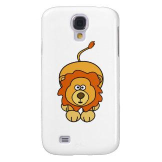 Cute Lion Design Samsung S4 Case