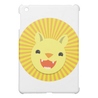 cute lion face case for the iPad mini
