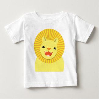 cute lion face smiling wonderful! baby T-Shirt