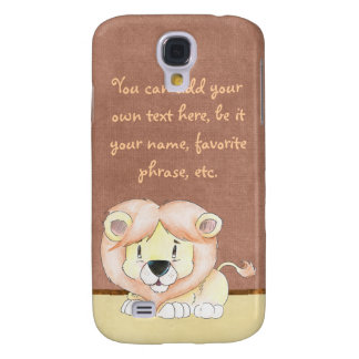 Cute Lion iPhone 3g Case