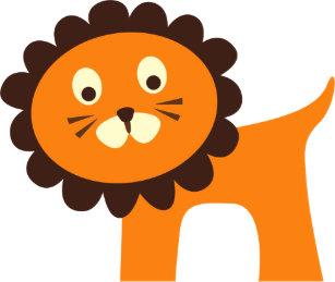 e20bdb00298e2 Cute Lion Jungle Safari Zoo Animals Tshirts Trucker Hat