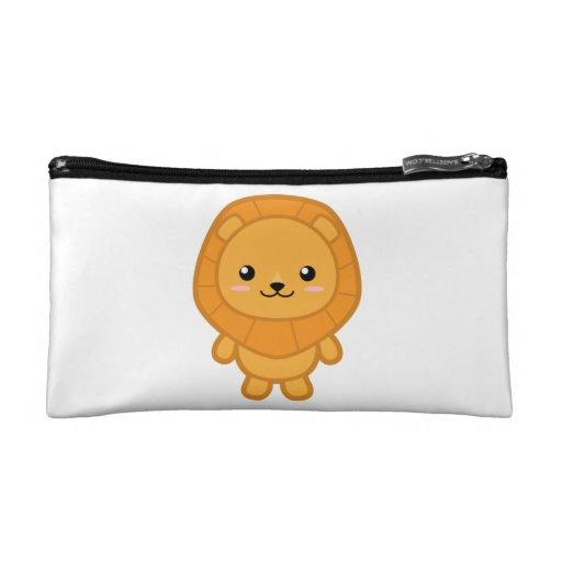 Cute Lion Makeup Bag