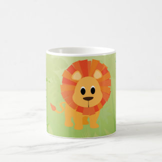 Cute Lion Coffee Mug
