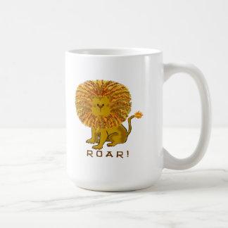 Cute Lion Mug