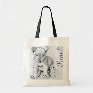 Cute Lioness Baby Cub Bag