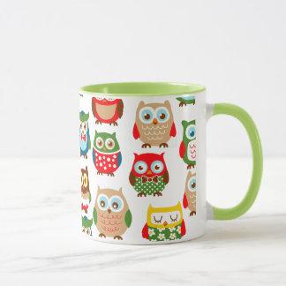 Cute Litte Owls Mug