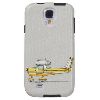 Cute Little Airplane Galaxy S4 Case