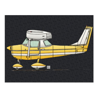 Cute Little Airplane Postcard