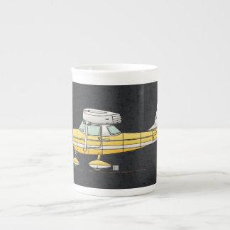 Cute Little Airplane Tea Cup