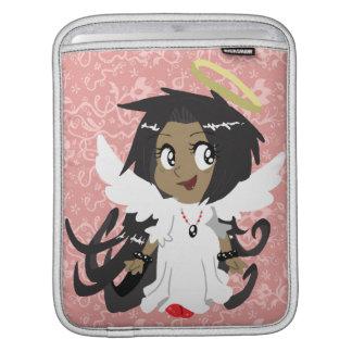Cute Little Angel Girl Sleeves For iPads
