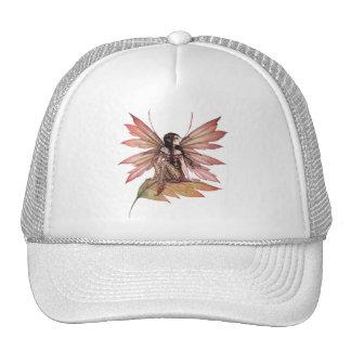 Cute Little Autumn Fairy Cap Trucker Hat