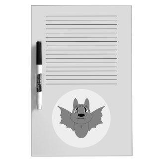 Cute Little Bat Dry-Erase Board