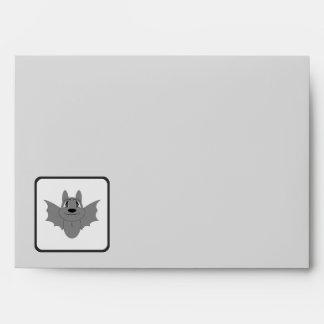Cute Little Bat Envelope