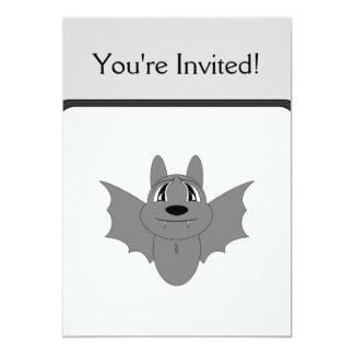 Cute Little Bat Announcements