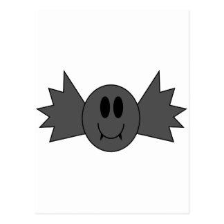 Cute Little Bat Postcard