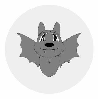 Cute Little Bat Statuette