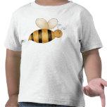 Cute Little Bee Tee Shirts