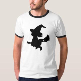 Cute Little Black Witch T-Shirt