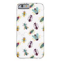 cute little bugs insects barely there iPhone 6 case